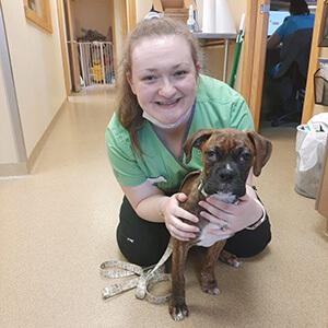 Kayla, Veterinary Technician
