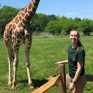 Lindsey, Veterinary Assistant